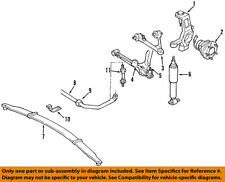 Chevrolet GM OEM 97-13 Corvette Front Suspension-Leaf Spring 25962573