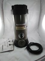 Hayward CL220 Off line Automatic Chemical Feeder Dial Control Valve Brown