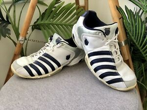 K-SWISS Sneakers Mens Size 11.5 US Tennis Badminton Racquetball Court Shoes