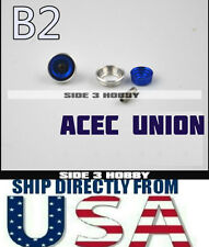 Metal Detail Up BLUE Luxury Thruster Set B2 For 1/100 MG Gundam - U.S.A. SELLER
