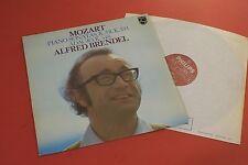 SAL 9500 025 Alfred Brendel Mozart Sonatas K.331 333 Adagio in B minor Philips