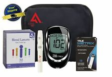 Glucometer Blood Glucose Starter Kit Sugar Monitoring Test Diabetes Diabetic NEW