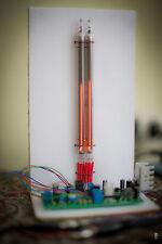 Tubo Nixie Estéreo medidor de VU sgvu 151 Kit