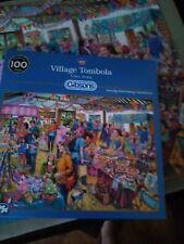 1000 piece jigsaw puzzles [village tombola]