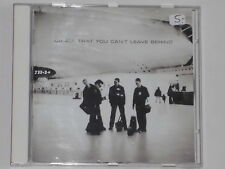 U2 -All That You Can't Leave Behind- CD