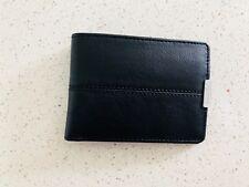 Oroton Austere Mens Wallet Black