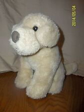 K9 Advantix Flea Protection Advertising Golden Retriever Puppy Dog Plush