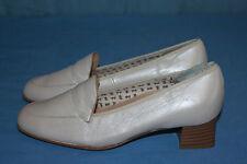 Zapatos Mocasines HOKI En Piel T 35 EXCELENTE ESTADO