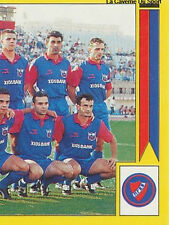 N°290 TEAM 2/2 PANIONIOS GSS GREECE PANINI GREEK LEAGUE FOOT 95 STICKER 1995