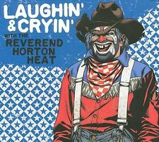FREE US SHIP. on ANY 2 CDs! ~Used,VeryGood CD Reverend Horton Heat: Laughin' and