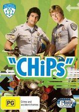 "NEW CHiPs : Season 2 (DVD R4) """"""""CASE LOCKED"""""""""""