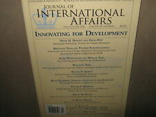 Journal of INTERNATIONAL AFFAIRS Fall/Winter 2010 NEW