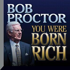 💰 You Were Born Rich By: Bob Proctor 💸