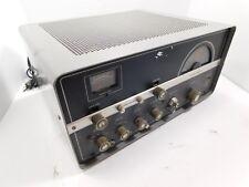 Hallicrafters HT-37 Ham Radio Transmitter Working Condition SN 337002 212627