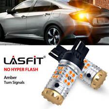 7440 7440NA LED Bulb Turn Signal Rear 3000K Amber  for Honda Accord 2013-2017 2x