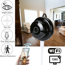 Mini Spy 1080P HD Nanny Wifi Camera Security Hidden Camera Motion Two Way Audio