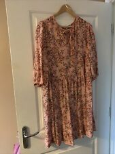 F&f Pink Dress Still In Stores Size 20