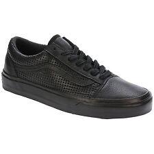 VA38G3MWQ VANS Shoes – Old Skool DX (square Perf) Black black Women 2017 af0b5ab0b