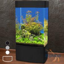 Panorama Säulen-Aquarium GHH-80 > 350L schwarz T5