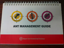 ANT MANAGEMENT GUIDE Bayer Environmental Science Fire Black Sugar Tips ID Spiral