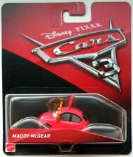 Disney Pixar Cars MADDY McGEAR 1:55 Die-cast NEW