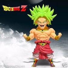 Dragon Ball DBZ Super Saiyan Brolly Broly Banpresto WCF World MEGA figure Japan