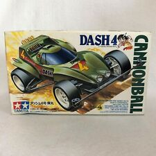 RARE! with some flaws Tamiya DASH4 CANNONBALL 18022 1/32 Mini 4WD