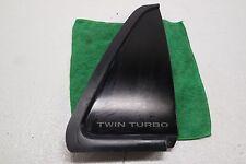 90-99 3000GT Twin Turbo rear right side door corner window grill trim garnish