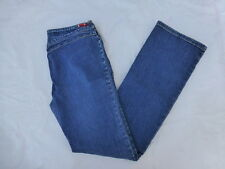 WOMENS GUESS STRAIGHT LEG STRETCH JEANS SIZE 29x31 #W988