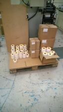 DIRECT THERMAL LABELS - ASSORTED BOX - JOB LOT - one box from picture per sale -