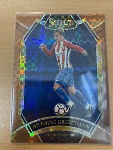 2016/17 Panini Select Soccer Antoine Griezmann 20/49 Copper Prizm Atletico