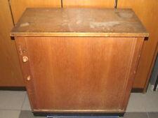 Seltener alter Rolladenschrank Senkrecht Büroschrank Postschrank Post Schrank