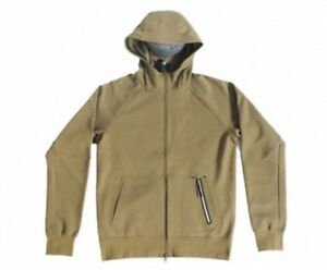 Nike Tech Fleece Hoodie Olive Sz L Destroyer Repel NSW Windrunner Pack Green NWT
