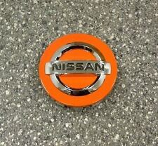 Genuine Nissan Micra 08/13 206 Centre Cap - Orange Racing (KE409ORANG)