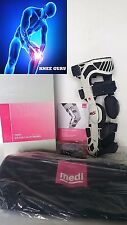 Medi.M4 S  SMALL RIGHT ACL,LCL,MCL,PCL Ligament. Hinged knee  Brace  support