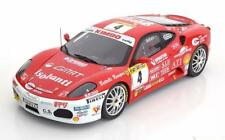 1:18 Hot Wheels Elite Ferrari F430 Challenge #4, Italian Champion 2006