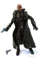 "Marvel Legends 6"" Inch Toys R Us Shield TRU 3-Pack Nick Fury Loose Complete"