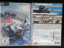 Pistenraupen Simulator/ovp. PC CD Rom /PC