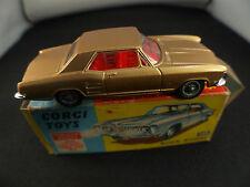 Corgi Toys GB n° 245 Buick riviera en boite
