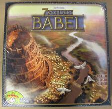 7 Wonders Babel - Gioco da Tavolo Italiano Nuovo by Asterion Asmodee ESPANSIONE