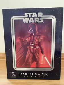 Gentle Giant 1/16 Scale ROTS Star Wars Darth Vader Statue 1600/7500 with COA