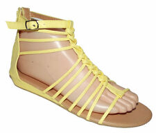 Markenlose Gladiator Sandalen und Badeschuhe für Damen
