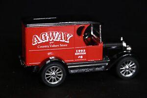 ERTL Replica Chevrolet 1923 Delivery Van AGWAY Store Truck Die-Cast Money Bank