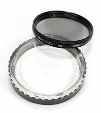 Hoya PL Polariser 55mm Filter & Case - Made in Japan