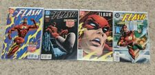 FLASH #130-142 Morrison, Millar full run Waid-13 book lot. 138 1st Black Flash
