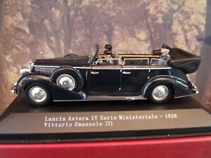 1/43 STARLINE  LANCIA Astura IV Serie Ministeriale, with figures 1938