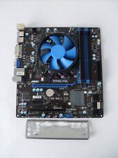 Mainboard Bundle Motherboard MSI B75MA-P45 4GB RAM i3 3,3GHz MS-7798