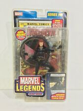 Marvel Legends Series 8 Black Widow (red hair) Figure MIB
