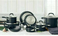 Circulon*Premier Professional 13piece Hard-anodized Cookware Set Stainless Steel