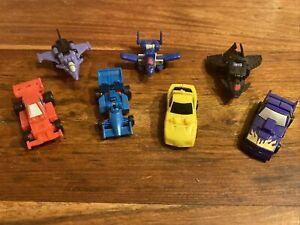 Transformers G1 Mini-vehicles Brawn Gears Bumble Autobot Hasbro Action Figures